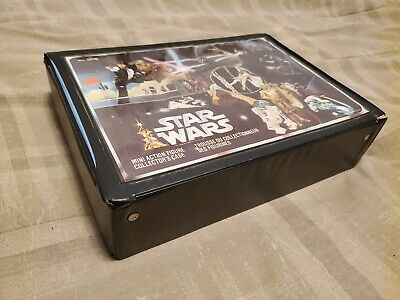 $ CDN200 • Buy Star Wars Vintage Kenner Lot Of 17 Loose Figures And Carrying Case