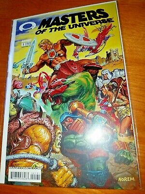 $3.99 • Buy Masters Of The Universe # 1 Gold Foil Edition EARLY IMAGE VF/NM HOT!