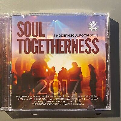 Various ‎– Soul Togetherness 2017 - CD • 9.30£
