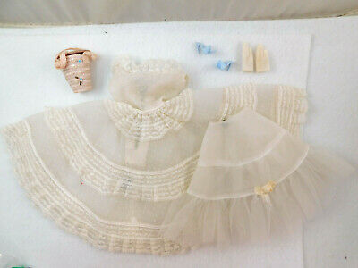 $ CDN13.61 • Buy VINTAGE 1960's MATTEL BARBIE PLANTATION BELLE OUTFIT