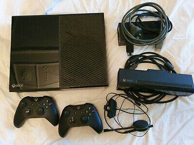AU100 • Buy Xbox One Console PLUS Kinect And 5 Games