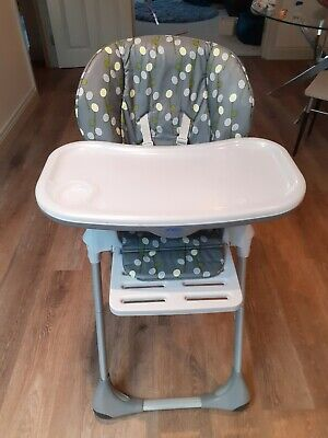 Chicco Highchair • 18£