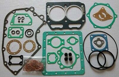 Yanmar 2GM20 Engine Gasket Set Marine Diesel Engine Replaces 728271-92605 • 110£