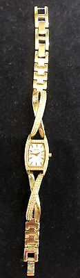 DKNY Women Watch Gold Coloured With Stones • 25£