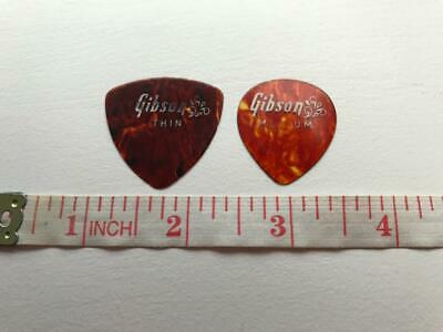 $ CDN18.99 • Buy Vintage Lot Of 2 Gibson Picks Thin & Medium   M5