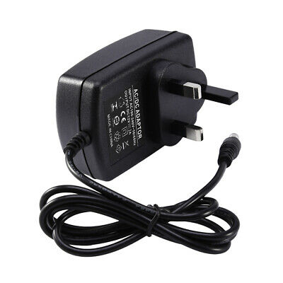 £9.11 • Buy DC 12V 3A UK Plug Power Supply Adapter Safety Charger For LED Strip CCTV Camera