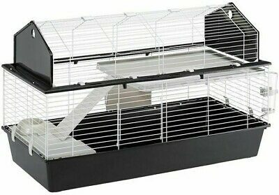 £71.49 • Buy Small Pet Cages Ferplast - Rabbits Guinea Pigs Hamsters Rats Or Ferrets HQ Cages