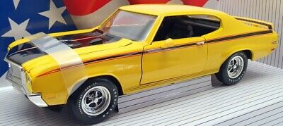 Ertl 1/18 Scale Model Car 7603 - 1970 Buick GSX - Yellow • 89.99£