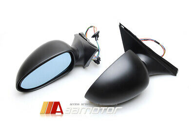 $349.99 • Buy M5 Look Auto Folding Electric Heating Mirrors Memory Fits BMW E60 5-Series LHD