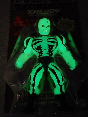 $18.50 • Buy Masters Of The Universe Origins Scare Glow  W/ Slightly Damaged Carding 2020