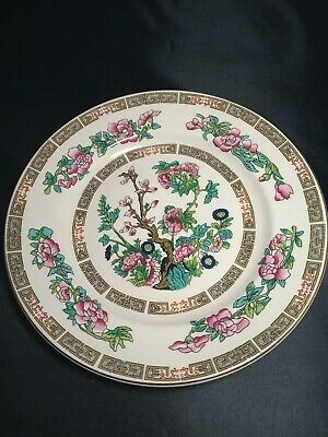 Sampson Bridgwood Lifelong Ironstone England Side Plate  - Indian Tree Design • 1.99£