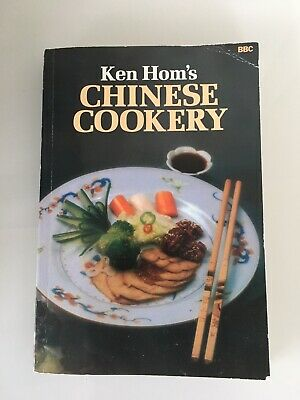 Ken Hom's Chinese Cookery Paperback Recipe Book • 9.99£