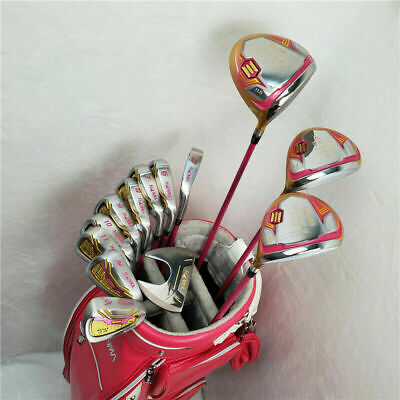 AU1807.03 • Buy Women Golf Clubs Honma Beres Complete Sets Driver+Fairway+Irons+Putter  13PCS