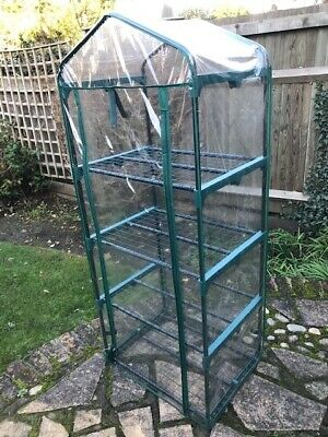Botanico 4 Tier Pop-up Portable Greenhouse. Unused. • 4.99£