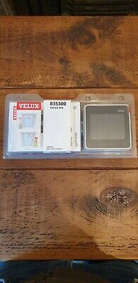 Velux Integra Wireless Remote Control Pad 835300 *NEW NEVER USED* • 70£