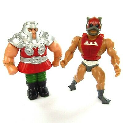 $24.99 • Buy MOTU Vintage Zodac And Ram Man Lot Of 2 Master's Of The Universe He-Man