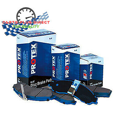 AU64.95 • Buy Ford Territory Sx Sy Brake Pads Full Set Front + Rear 8 Pads - 2004 -2011 Models
