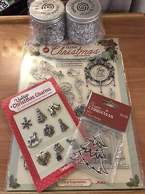 Christmas Themed Card Making Bundle • 2£