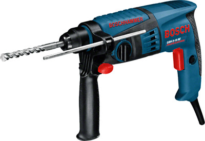 BOSCH GBH2-18RE. 230V, SDS Hammer Drill, Barely Used, With Case + Manual • 49.99£