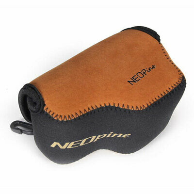 AU14.79 • Buy Neopine Neoprene Soft Camera Case Bag For Sony Alpha A6000 With 16-50mm ONLY