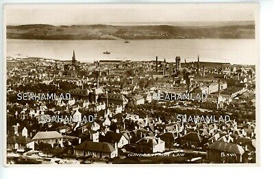 Dundee, From Law RP C1948 • 3.50£