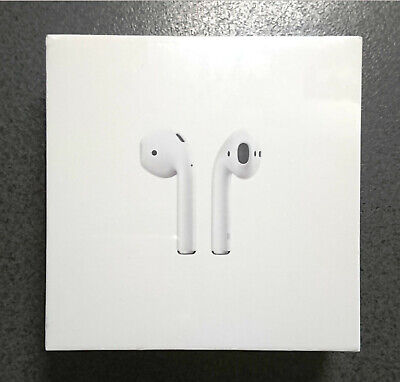 AU214.95 • Buy FREE COURIER POST NEW GENUINE Apple AirPods 2nd Gen Generation W/ Charging Case