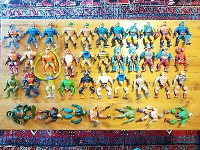 $199.95 • Buy Masters Of The Universe *** 1980's Lot 39 Figures *** MOTU Lot