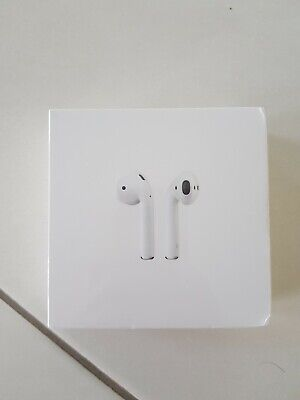 AU100 • Buy Apple AirPods 2nd Generation With Charging Case - White