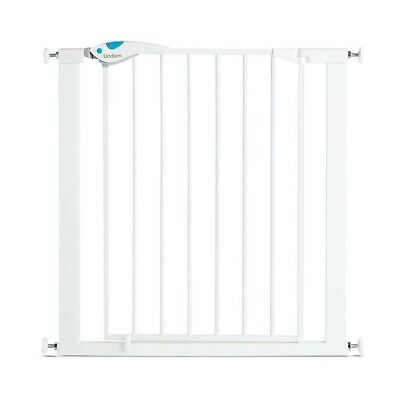 £47.14 • Buy Lindam Easy Fit Plus Deluxe Pressure Fit Safety Gate - 76-82 Cm, White