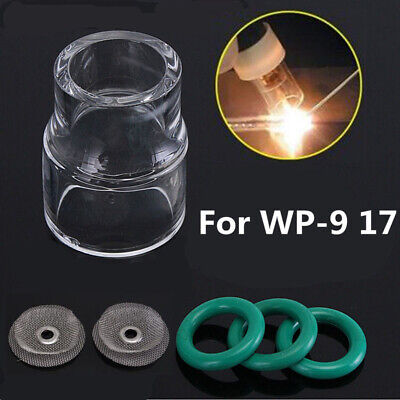 AU29.18 • Buy Cup Torches Gas Lens 3/32 For WP-9 WP-17 6 Pcs TIG-Welding Welds FUPA #12 Pyrex