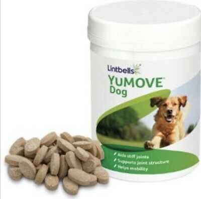 Yumove Dog Joint Supplement 400 Tablets RRP £56 • 49£