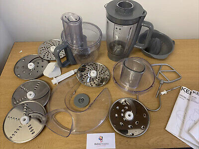 Kenwood Food Processor Accessories Spares AT282/3/4 KM280 Job Lot #673 • 5£