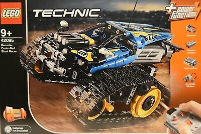 Lego Technic Remote-Controlled Stunt Racer Set (42095)  1  • 39£