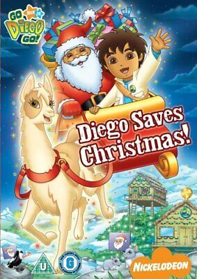 Go Diego Go - Diego Saves Christmas (DVD, 2009) • 0.86£