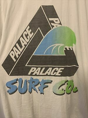 Palace Surfco T Shirt Rare And Loved • 15£