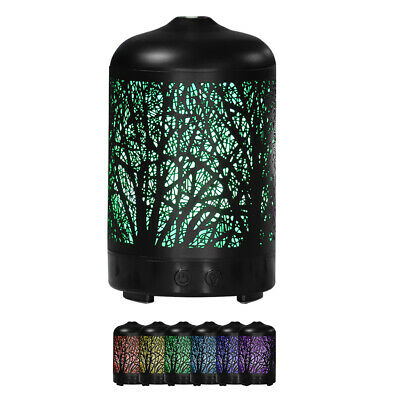 AU38.39 • Buy Aroma Diffuser Aromatherapy Ultrasonic Humidifier Essential Oil Purifier Tree