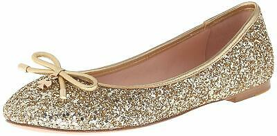 AU96.99 • Buy Kate Spade New York Women's Shoes Ballet, Gold, Size 6.5 YO0P