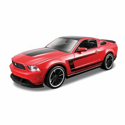 £22.49 • Buy 1:24 Special Edition Ford Mustang Boss 302 Kit Build Your Own Model Car Vehicle