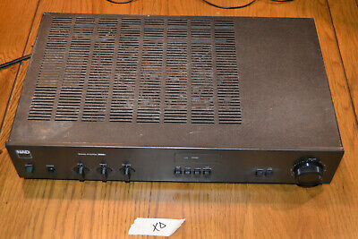 Nad 3020e Integrated Amplifier - Fully Recapped • 160£