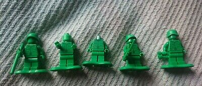 [x5] Lego - Toy Story Army Men  +  Accessories • 12£