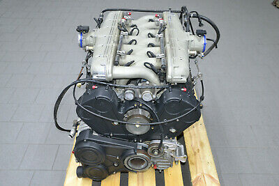 AU18988.64 • Buy Ferrari 456 M Gt V12 For 116 325 Kw Motor With Attachments Engine Motors