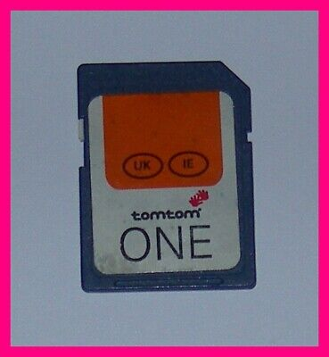 £9.99 • Buy TomTom One UK & IE SD Map Card