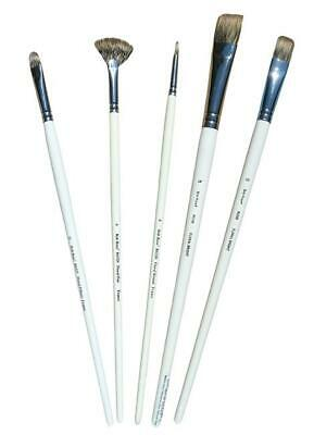 £16.49 • Buy Bob Ross Floral Painting Brushes- New