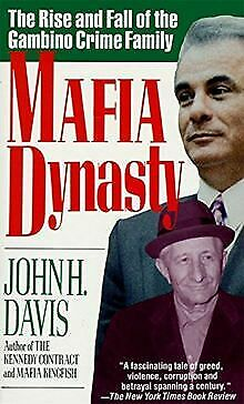 Mafia Dynasty: The Rise And Fall Of The Gambino...   Book   Condition Acceptable • 5.17£