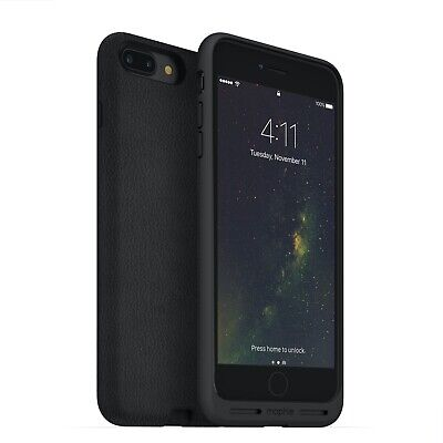 Mophie IPhone 8 PLUS / 7 PLUS Charge Force Wireless Charging Case - Black • 9.45£