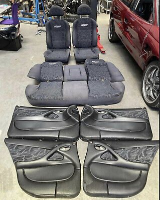 AU750 • Buy Holden Hsv Vx Clubsport Non R8 Interior Seats And Door Trims Rev Wreck