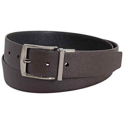 Burberry Reversible Grained Leather Belt, Brand Size One Size • 219.06£