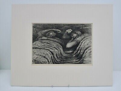 Henry Moore, Drawing From The 'Shelter Sketch Book'. K. Valentin. New York, 1946 • 99.99£