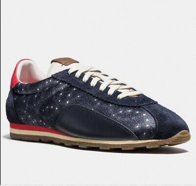 $119.99 • Buy Coach With Stars Circle Print Shoes G1300 Men's Size 13 New