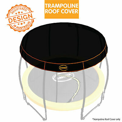AU89 • Buy Kahuna Trampoline Roof Cover Kids Safety Round Outdoor Removable UV Protection